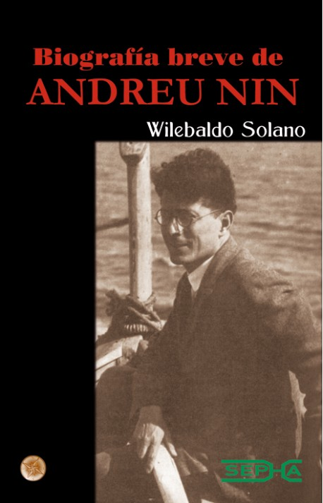 Biografía breve de Andreu Nin